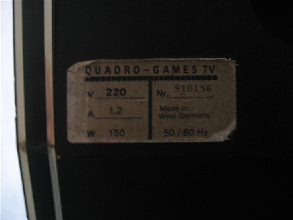 neuer Quadro Jumbo Besitzer mit Fragen [Archiv] - arcadeinfo.de ...